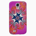 Salamander - Fractal Art Galaxy S4 Cover
