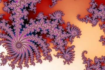 mandelbrot fractal image named 4thFeather