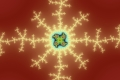 Mandelbrot fractal image abstract art..
