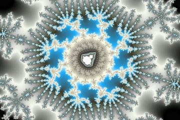 mandelbrot fractal image named break the ice