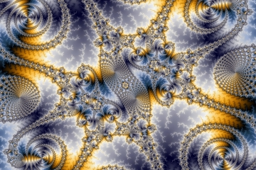 mandelbrot fractal image named Bridge Network