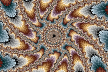mandelbrot fractal image named bronze cellulite