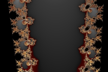 mandelbrot fractal image named canyomatic