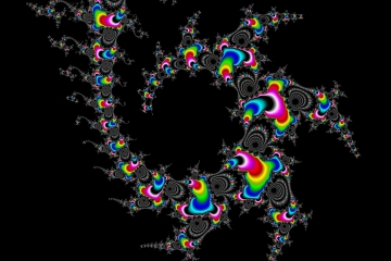 mandelbrot fractal image named Color details