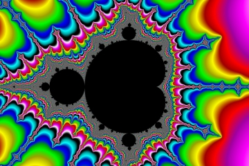 mandelbrot fractal image named Colors