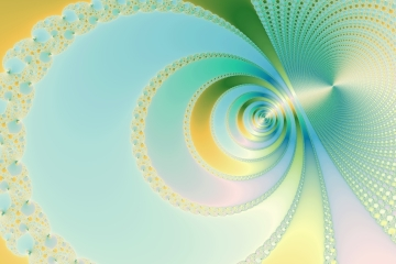 mandelbrot fractal image named contact