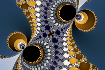 mandelbrot fractal image named crazy eights