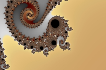 mandelbrot fractal image named dragon adventures