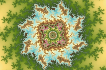 mandelbrot fractal image named eastfight