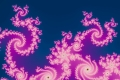 Mandelbrot fractal image enter the dragon