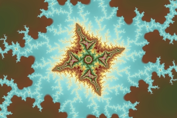 mandelbrot fractal image named ferrier tackle
