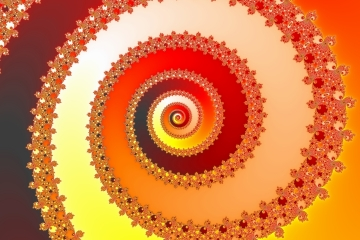 mandelbrot fractal image named forward