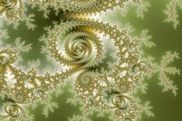 mandelbrot fractal image named God swirl