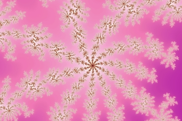 mandelbrot fractal image named happy