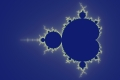 mandelbrot fractal image I Am So Blue