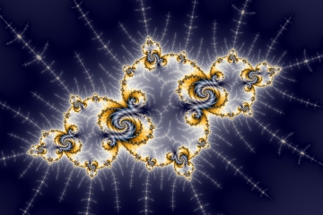 mandelbrot fractal image named intertwined 2