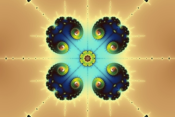 mandelbrot fractal image named inverted net