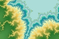 Mandelbrot fractal image Lighting 2
