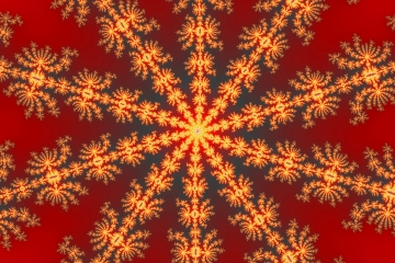 mandelbrot fractal image named Magic Carpet