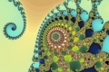 Mandelbrot fractal image magic garden 2
