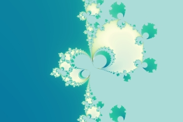 mandelbrot fractal image named Mushrooms Galle15