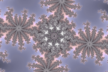 mandelbrot fractal image named music band