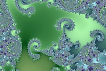 mandelbrot fractal image named nature