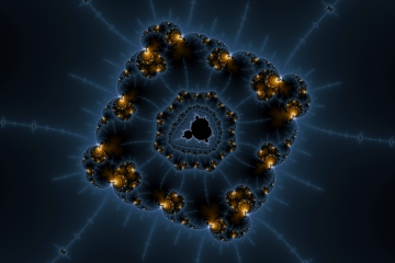 mandelbrot fractal image named Night Prowler