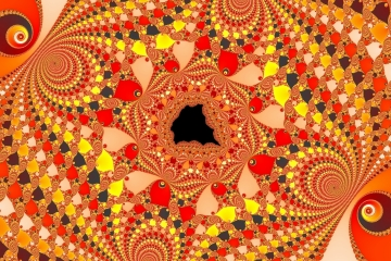 mandelbrot fractal image named No Way