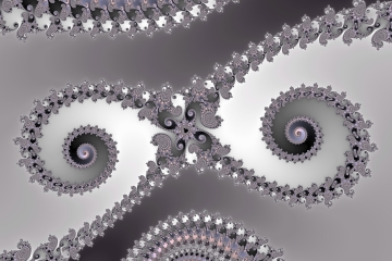 mandelbrot fractal image named owl eyes