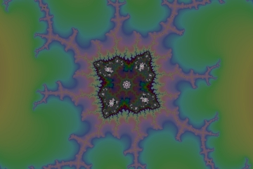 mandelbrot fractal image named rescue