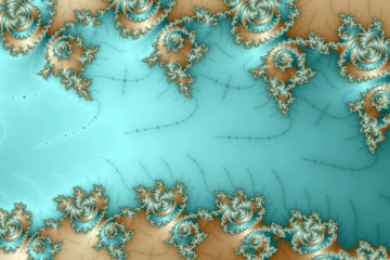mandelbrot fractal image named sea of wonder