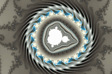 mandelbrot fractal image named spinning wheel