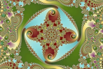 mandelbrot fractal image named super painting