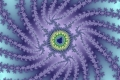 View, comment and rate fractal image Swirling Eye