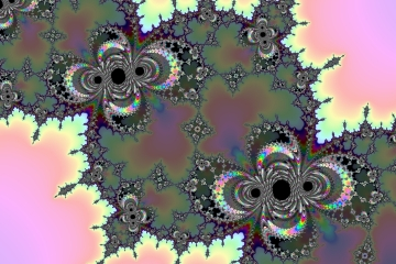 mandelbrot fractal image named taste of canyon
