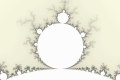 Mandelbrot fractal image the fat king
