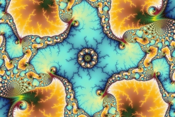mandelbrot fractal image named the observer