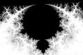 Mandelbrot fractal image The Pines