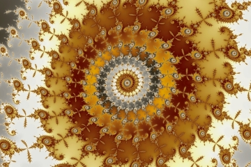mandelbrot fractal image named The Wheel of Time