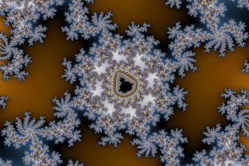 mandelbrot fractal image named varying dividend
